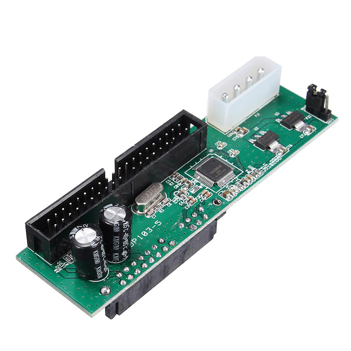 Конвертер SATA в IDE JM Chip Последовательный порт для параллельного порта
