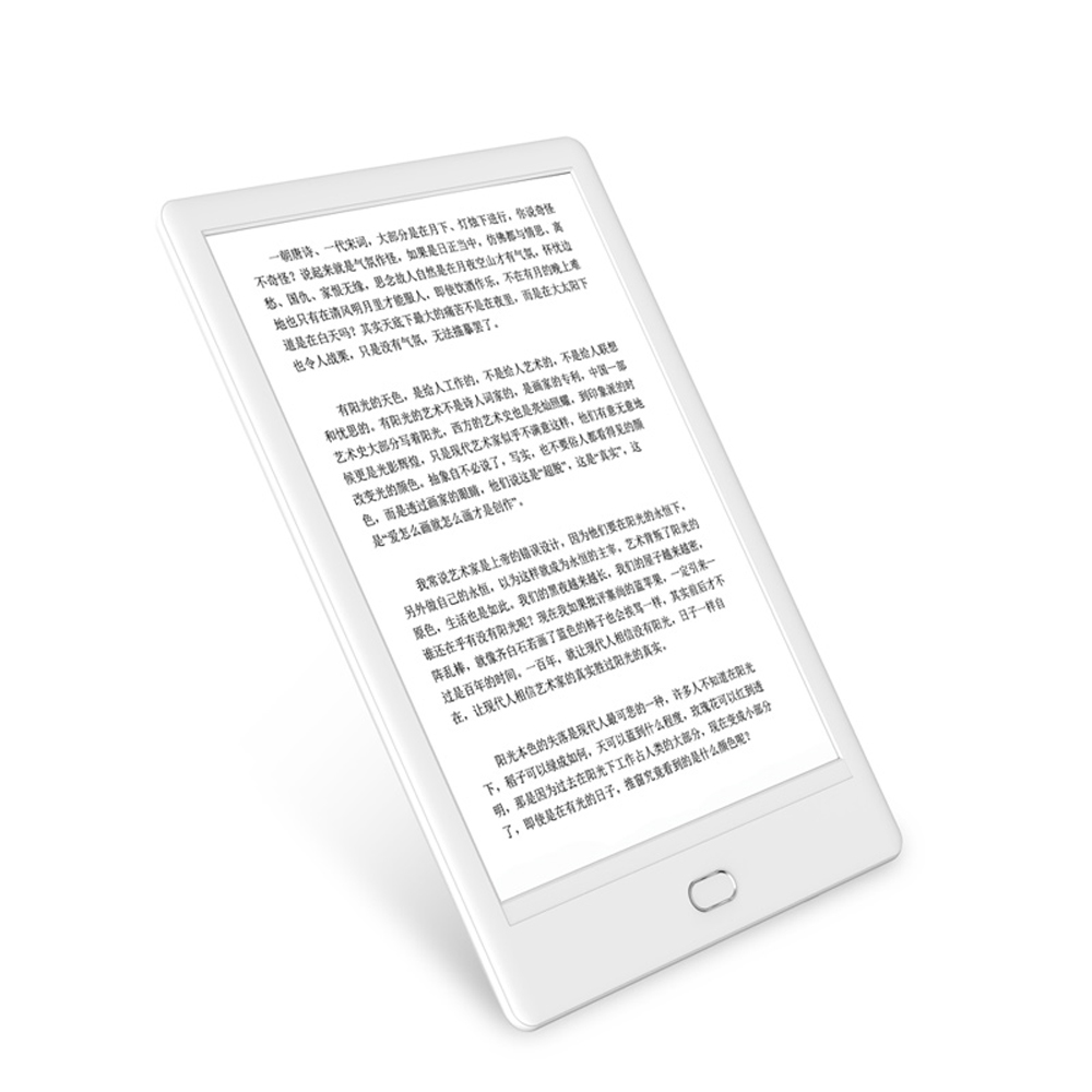 BOYUE T78D Likebook Muses E-book Reader 7.8-inch Ink Screen Dual-touch Android 6.0 2G/32G Memory 8 Core Ebook Reader 10