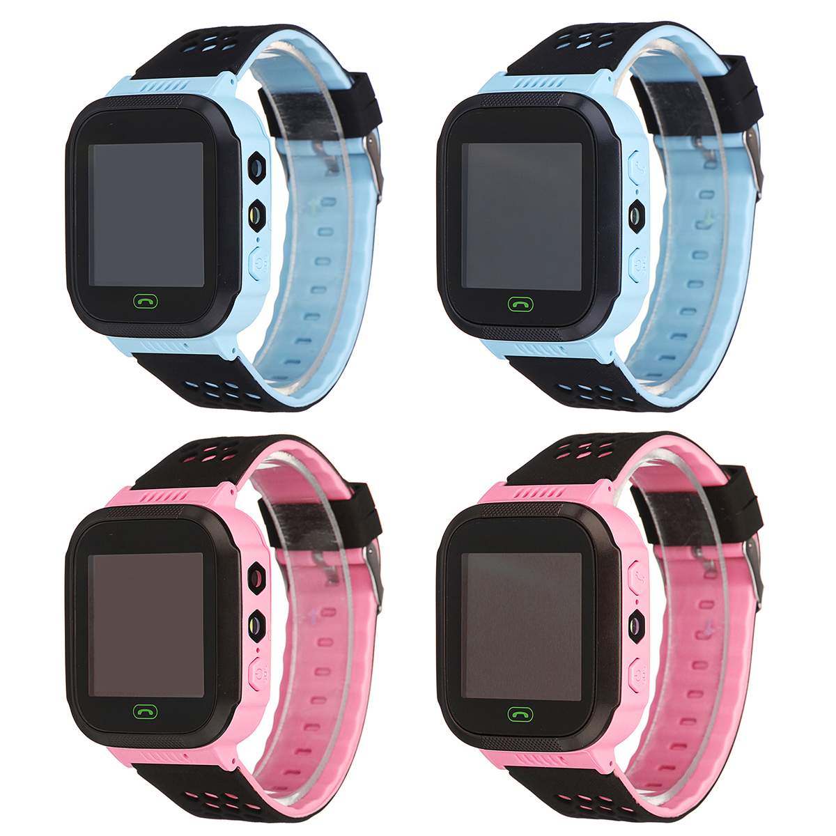 Bakeey Водонепроницаемы Tracker SOS Call Kids Smart Watch для Android IOS