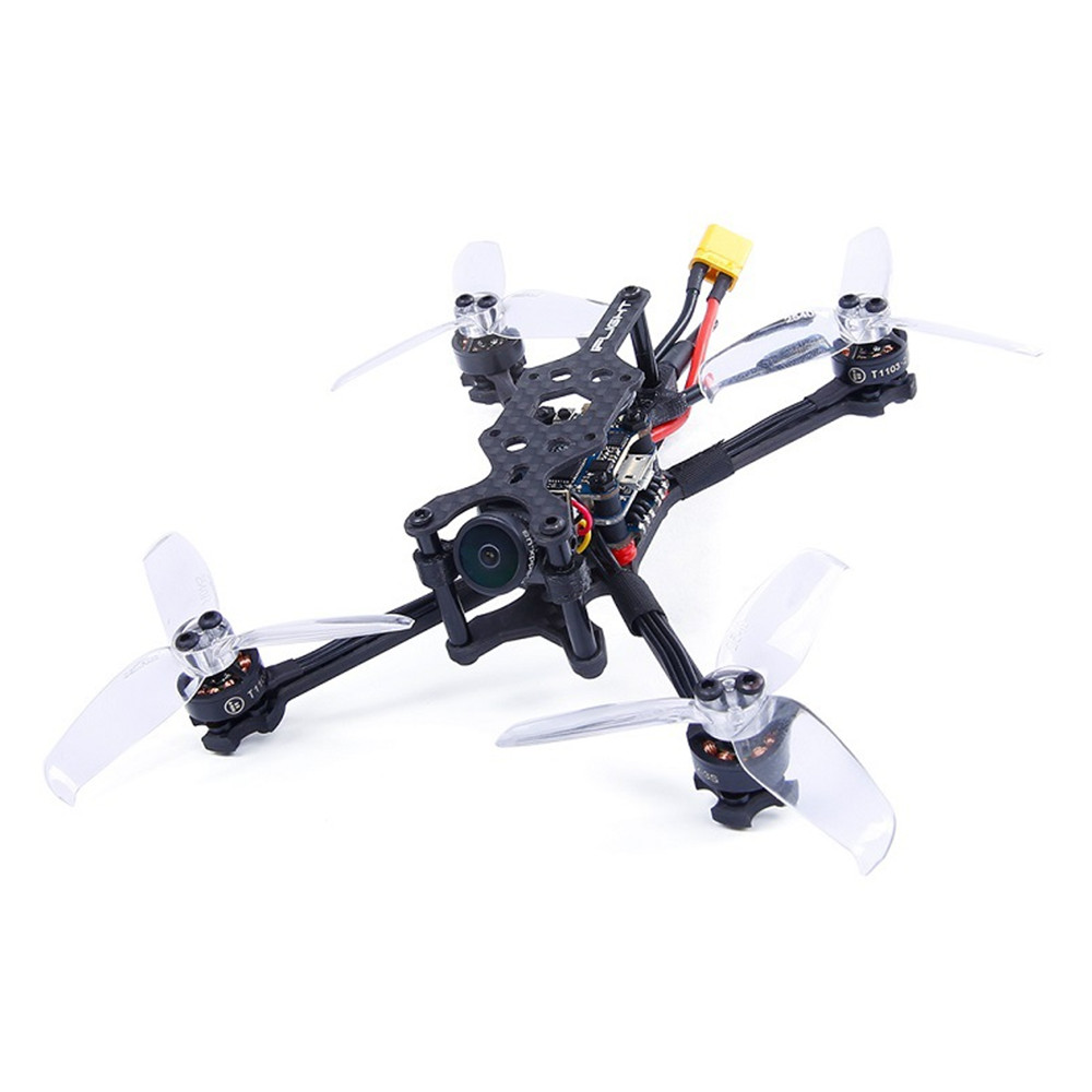 iFlight TurboBee 120RS SucceX Micro F4 2-3S FPV Racing Drone PNP BNF w/ Caddx.us Turbo Eos2 1200TVL Camera