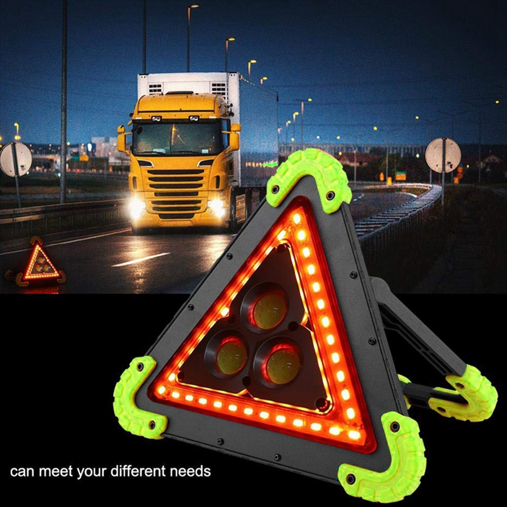Prime Lustreon 3 Cob 36 Led Outdoor Portable Handle Triangle Work Light Car Repair Camping Emergency Lamp Home Remodeling Inspirations Basidirectenergyitoicom