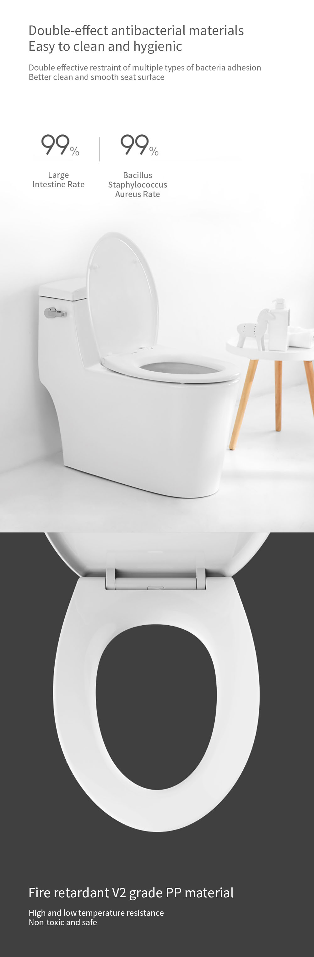 Remarkable Temperature Adjustment Version Smart Whale Spout Heating Toilet Seat Cover Ntc Temperature Control With Induction Night Light Antibacterial Rate Spiritservingveterans Wood Chair Design Ideas Spiritservingveteransorg