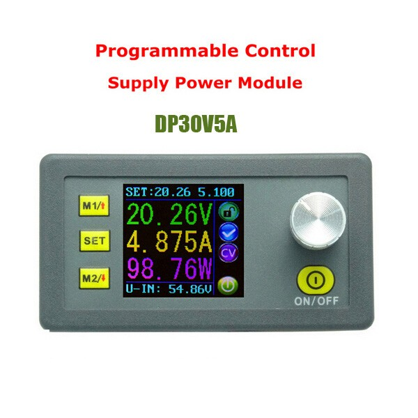 DP30V5A Voltage Converter Step Down Programmable Power