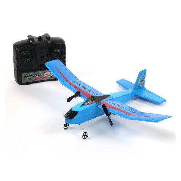 Fly Bear FX-802 FX-805 FX-807 2.4G 2CH 310mm EPP RC Glider Airplane RTF