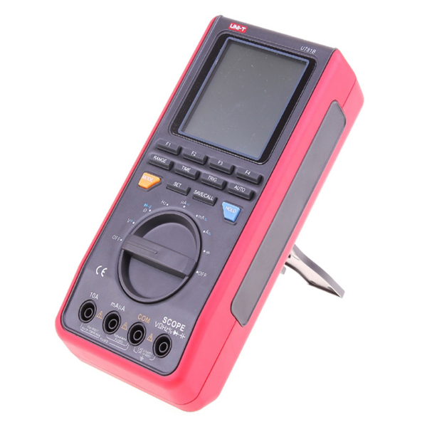 UNI-T UT81B Professional LCD Handheld Oscilloscope Digital Multimeter
