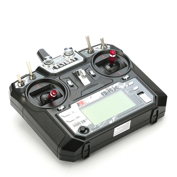 Flysky i6X FS-i6X 2.4GHz 10CH AFHDS 2A RC Transmitter With X6B/IA6B/A8S Receiver for FPV RC Drone 3