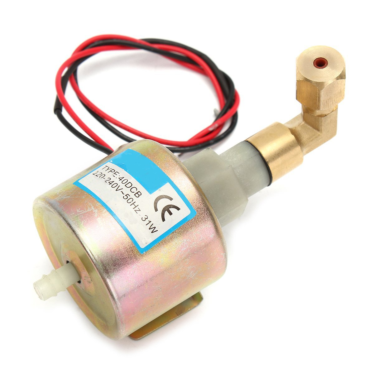 31W Fog Smoke Oil Pump 220-240V for Stage 1500W Smoke Machine Accessories