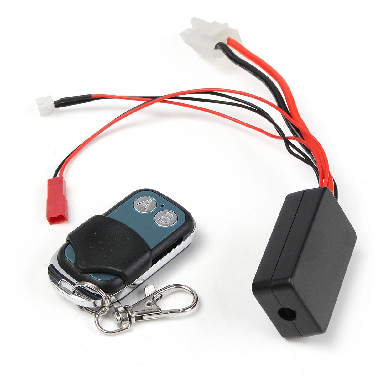 Drahtloser Winde-Steuerpult für RC Auto-Raupen-Teil Fernsteuerungs-Auto-Zusätze