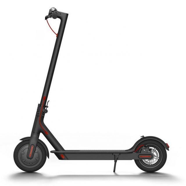 XiaomiM365IP54Черныескладныедва колеса Электрический скутер 12,5 кг Сверхлегкий 30км Длинная жизнь Интеллектуальная BMS Двойная то