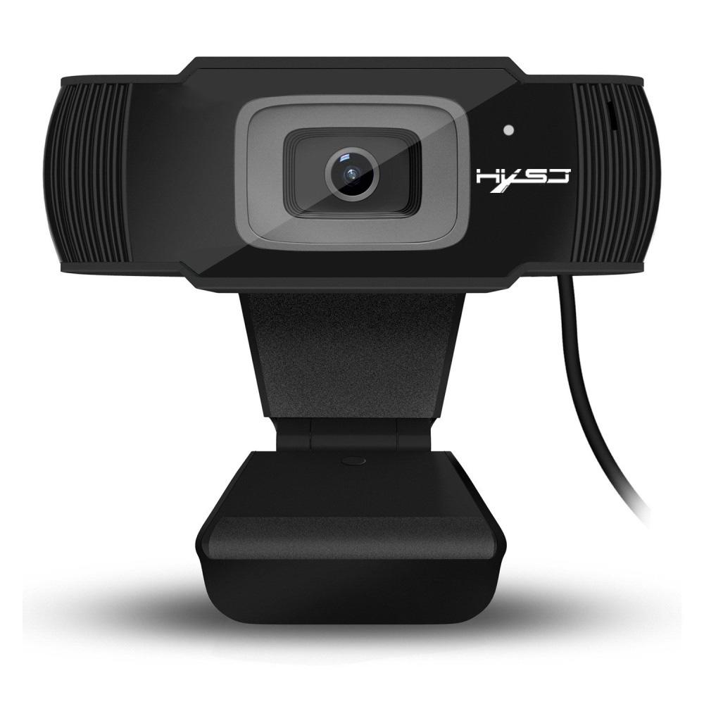 HXSJ S70 Полный 1080P USB-веб-камера 30 кадров в секунду Встроенный Микрофон Регулируемый градус Компьютер камера