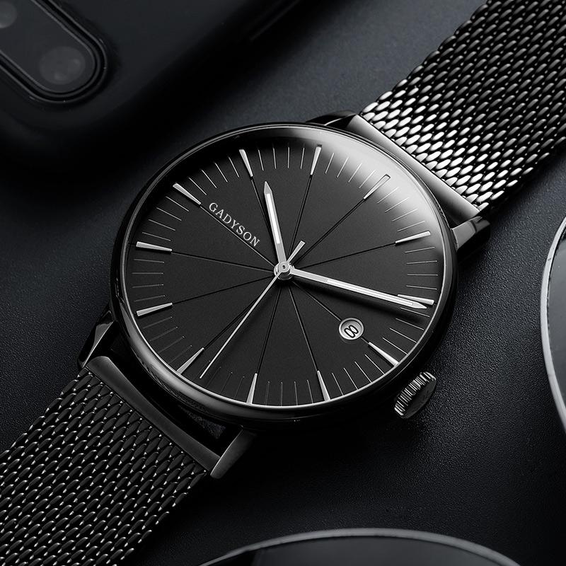 GADYSONA9105КалендарьПовседневныйстильМужские наручные часы
