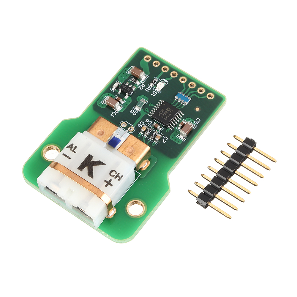 AD7793 High Precision Isolation K Type Thermo