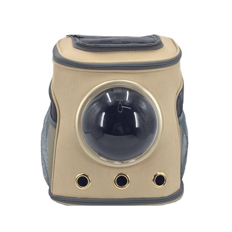 Eachine1 / Space Capsule Pet Pet Carrier Respirable Pet Mochila Pet Perro Outside Travel Bolsa Portable Bolsa Gato