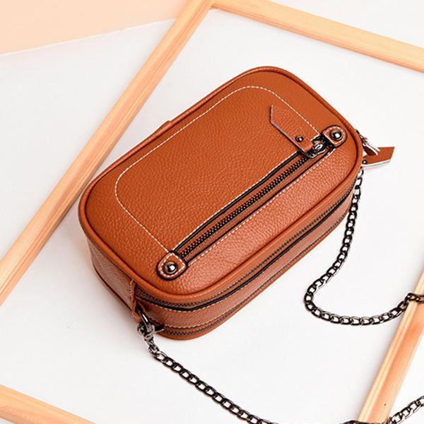Women Leisure Crossbody Bag Simple Shoulder Bag