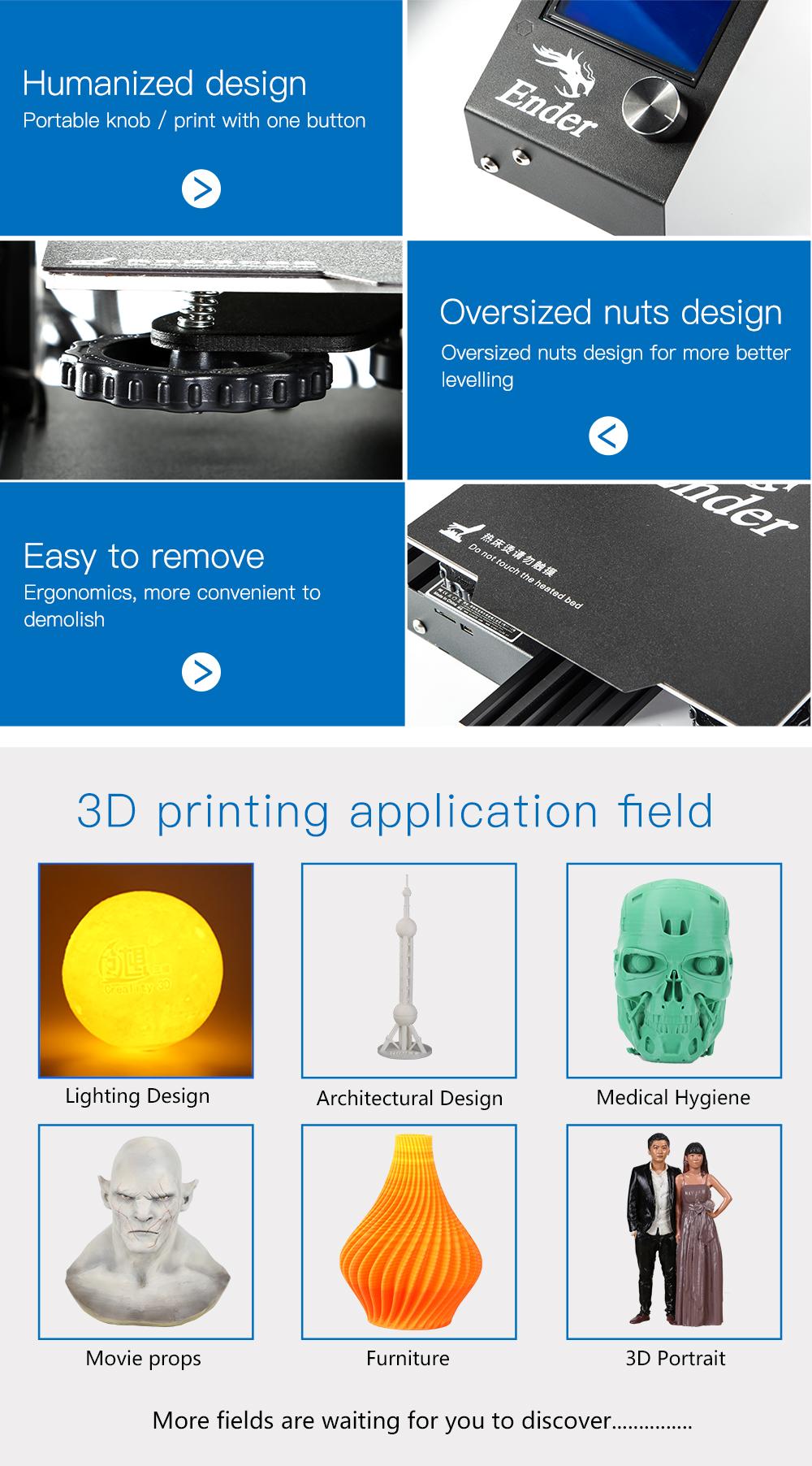 Creality 3D® Ender-3 Pro DIY 3D Printer Kit 8