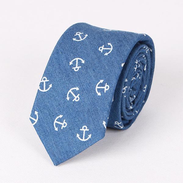 Мужские омытые джинсовые печати