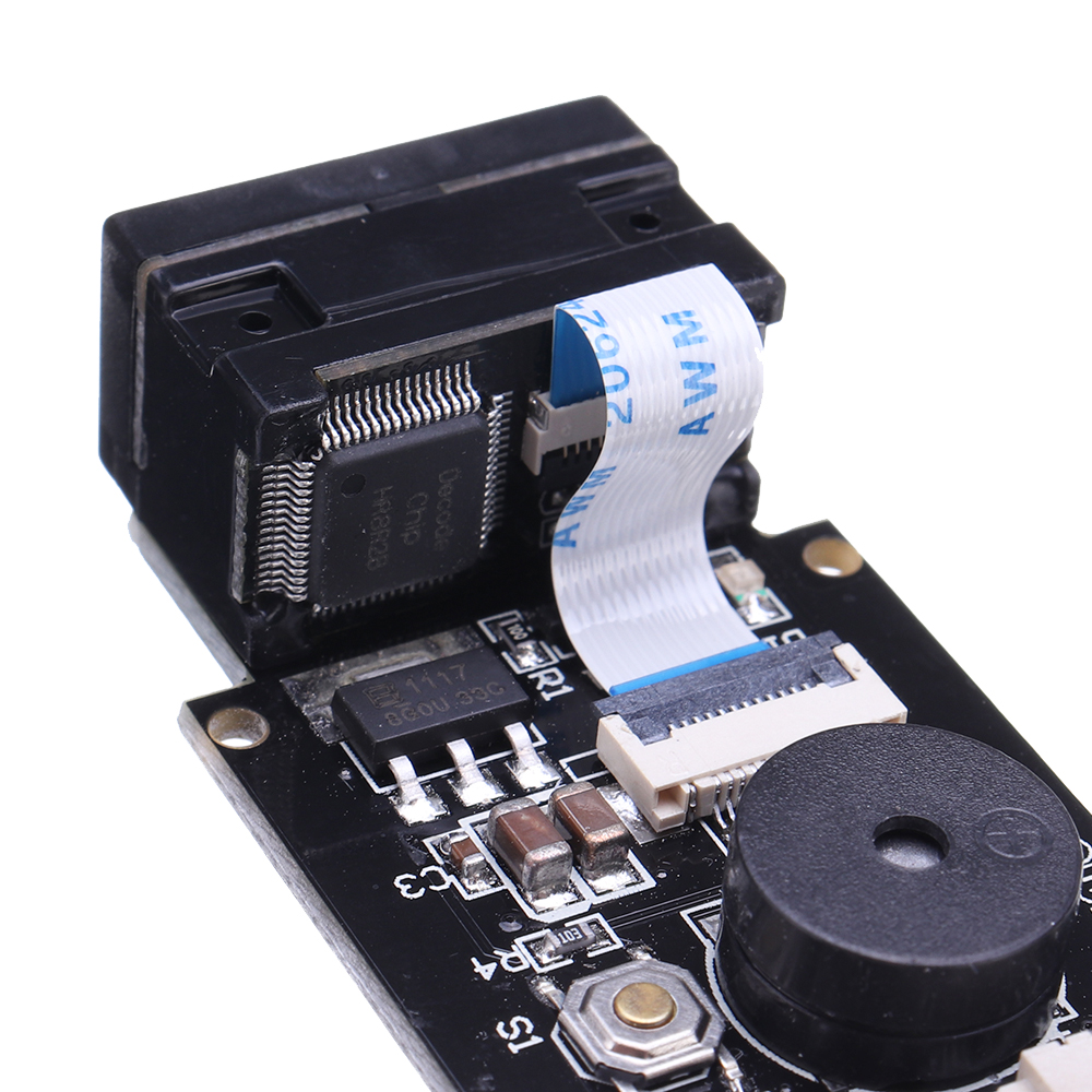 1D 2D Code Scanner BarCode Reader QR Code Reader Module
