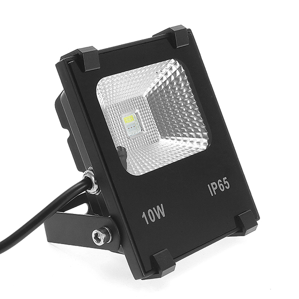 10W RGBCW / 20W RGB LED Remote Flood Light Waterproof Outdoor Spot Lamp AC85-265V