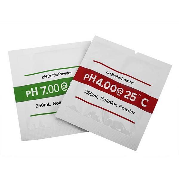 2Bags PH4.00 PH7.00 Буферный порошок для рН-теста Измеритель калибровки Решение