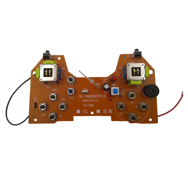 VISUO XS809S BATTLES SHARKS RC Quadcopter Spare Parts Transmitter Board