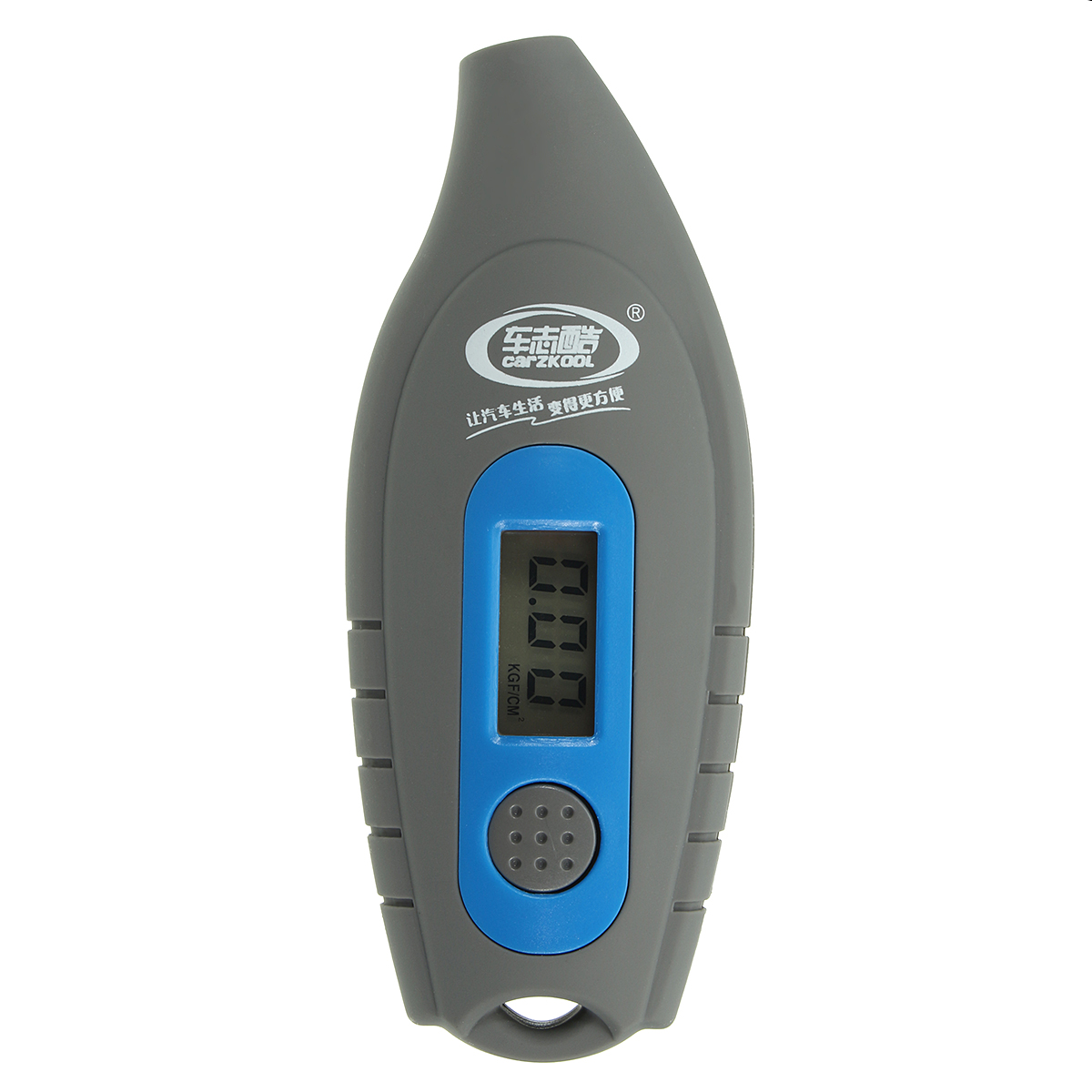 Car Digital Tire Pressure Gauge LCD PSI KPA BAR Manometer Electronic Tyre Tester Diagnostic Tools