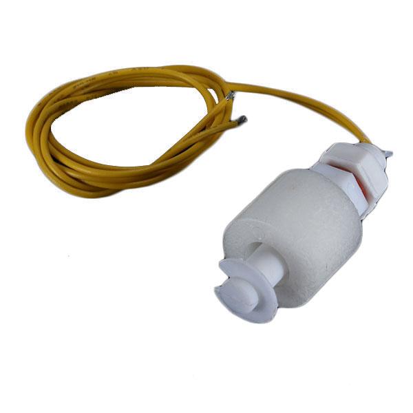 ПП жидкой воды датчик уровня горизонтального поплавкового выключателя вниз белый