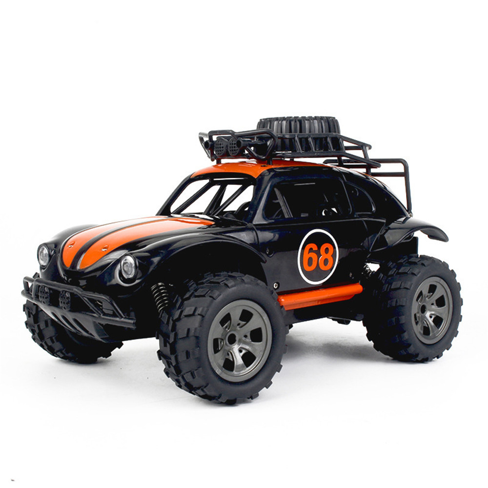 KYAMRC 1816A 1/18 2.4G RWD RC Car Simulation Beetle Electric Off-Road Vehicle RTR Model