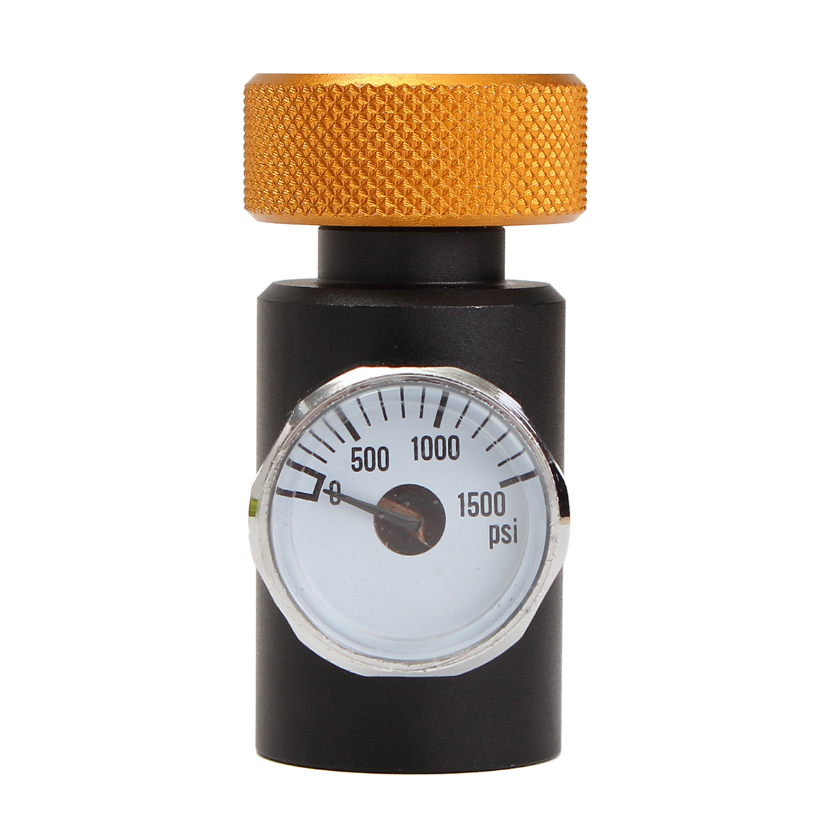 Soda On Off Adapter with 1500 PSI Pressure Gauge for Fill Soda Stream Tank