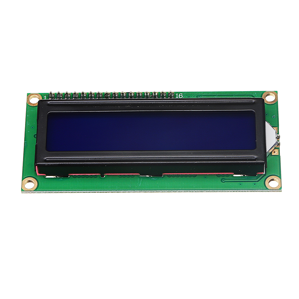 Geekcreit® IIC / I2C 1602 Blue Backlight LCD Display Screen Module For  Arduino