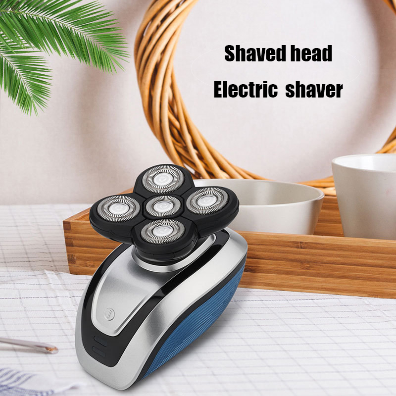 Men's 5 in 1 Electric Shaver Grooming Kit Cordless