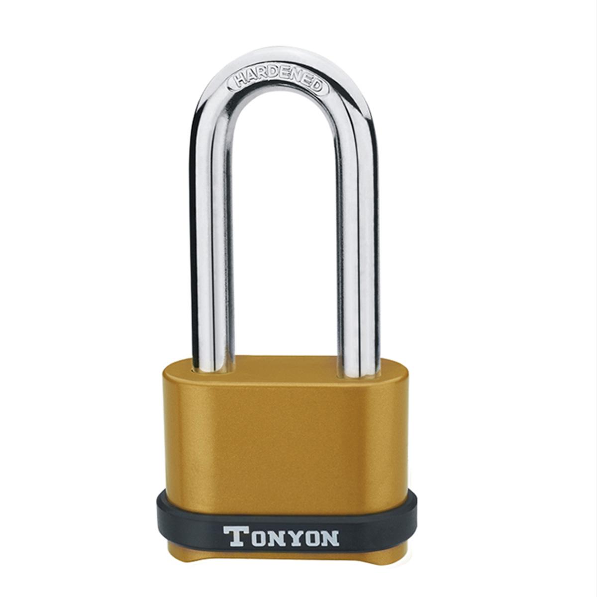 значный пароль Замок из цинкового сплава Безопасность Багаж Дверь Замок Водонепроницаемы
