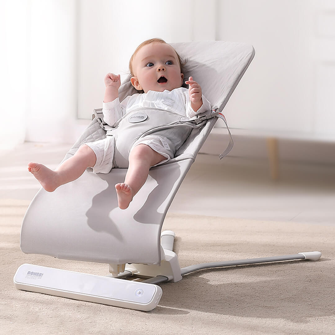 Cool Xiaomi Baby Swing Rocking Chair Adjustable Baby Cradle Multifunctional Springboard Chair Spiritservingveterans Wood Chair Design Ideas Spiritservingveteransorg