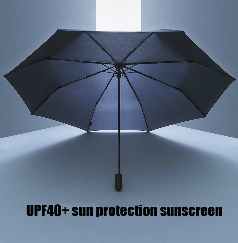 90Fun Umbrella 2-3 People Portable UPF40+ 309g Waterproof Three Folding Sunshade from Xiaomi Youpin