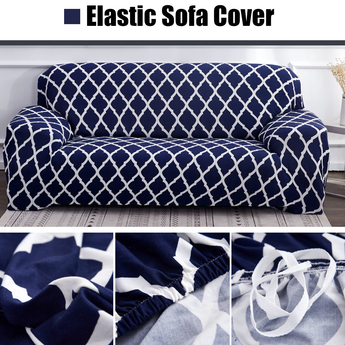 Cool 1 2 3 4 Seater Elastic Sofa Covers Slipcover Settee Stretch Floral Couch Protector Chair Covers Creativecarmelina Interior Chair Design Creativecarmelinacom