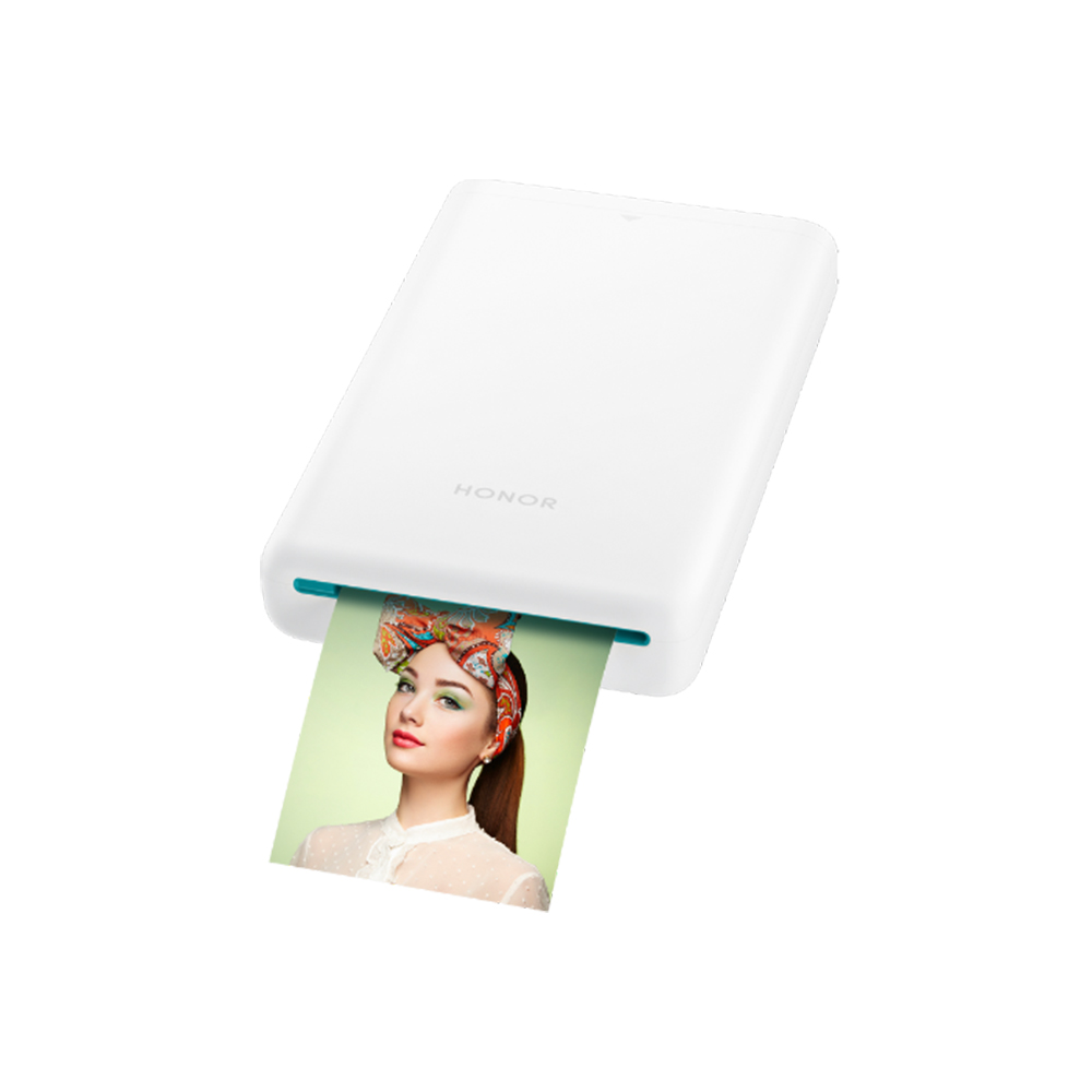 Original HUAWEI Honor 300dpi bluetooth 4.1 Portable Mini Pocket AR Photo Printer