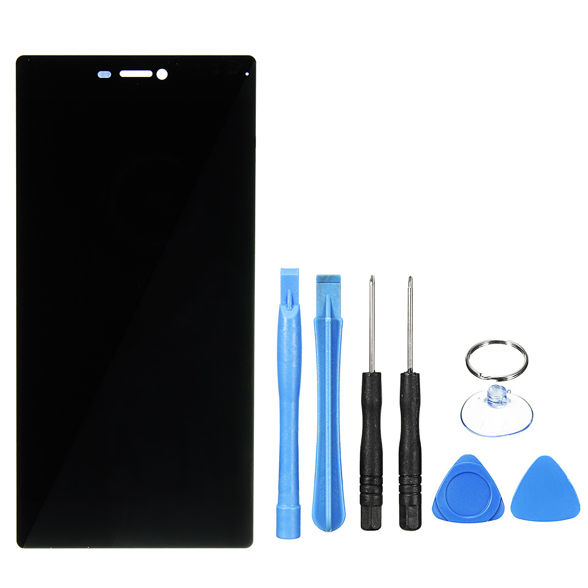 Дигитайзер ЖК-дисплей Замена сенсорного экрана для Huawei P8