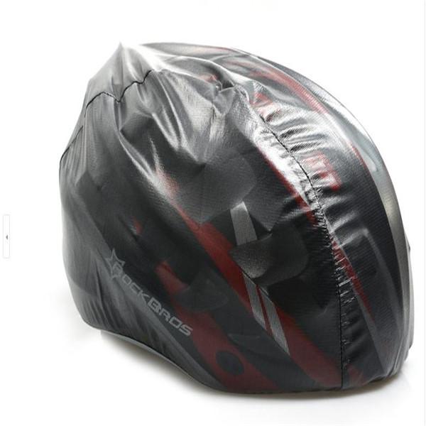 Rockbros Велоспорт Шлем Обложки Велосипед Велосипед Дождезащитная крышка Сверхлегкая крышка