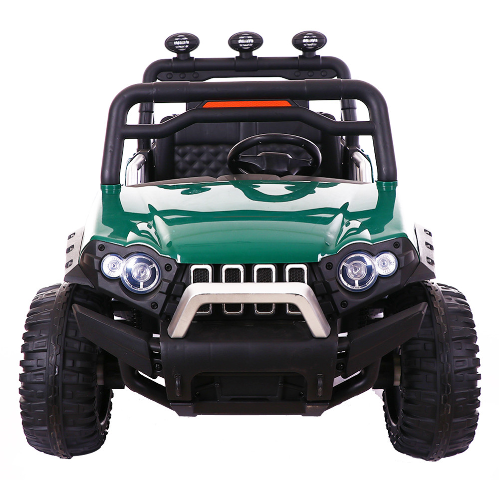 DLS02 4WD Kids 12V Ride On Cars Truck Remote Control Electric Power Wheels Child Toys Gift 4