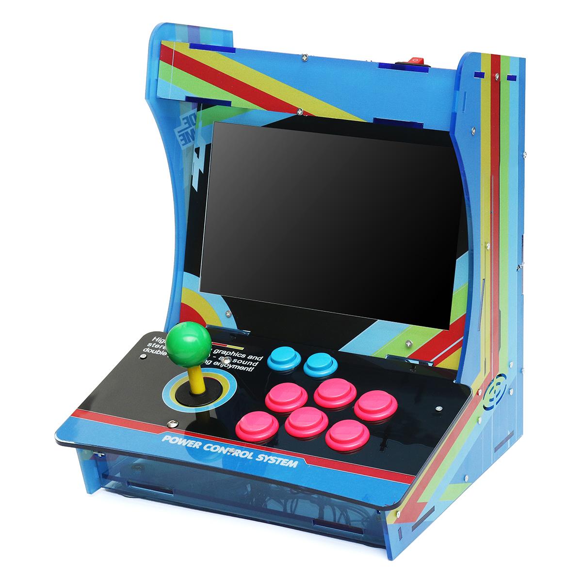 PandoraBox 5S 1299 в 1 игровой консоли с джойстиком для одного игрока с экраном Дисплей