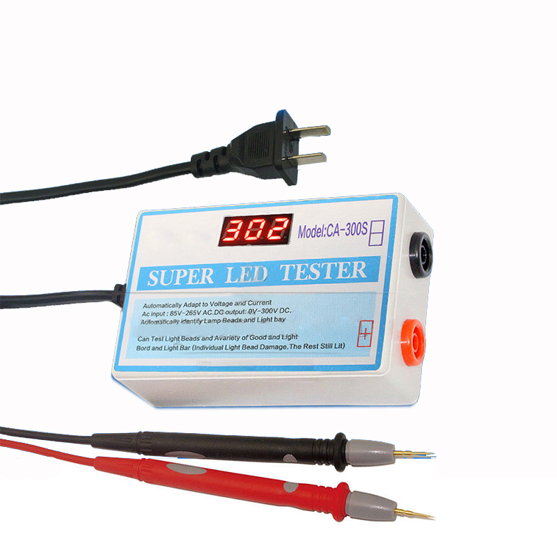 LED Strips Tester 0-300V Output LED Backlight Tester for LED Application TV Monitor Laptop Repair with Switch Test Tool