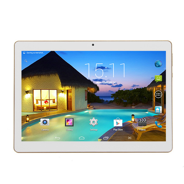 KT107H 16GB MTK 6582 Quad Core 10,1 Zoll Android 5.1 Dual 3G Phablet Tablet