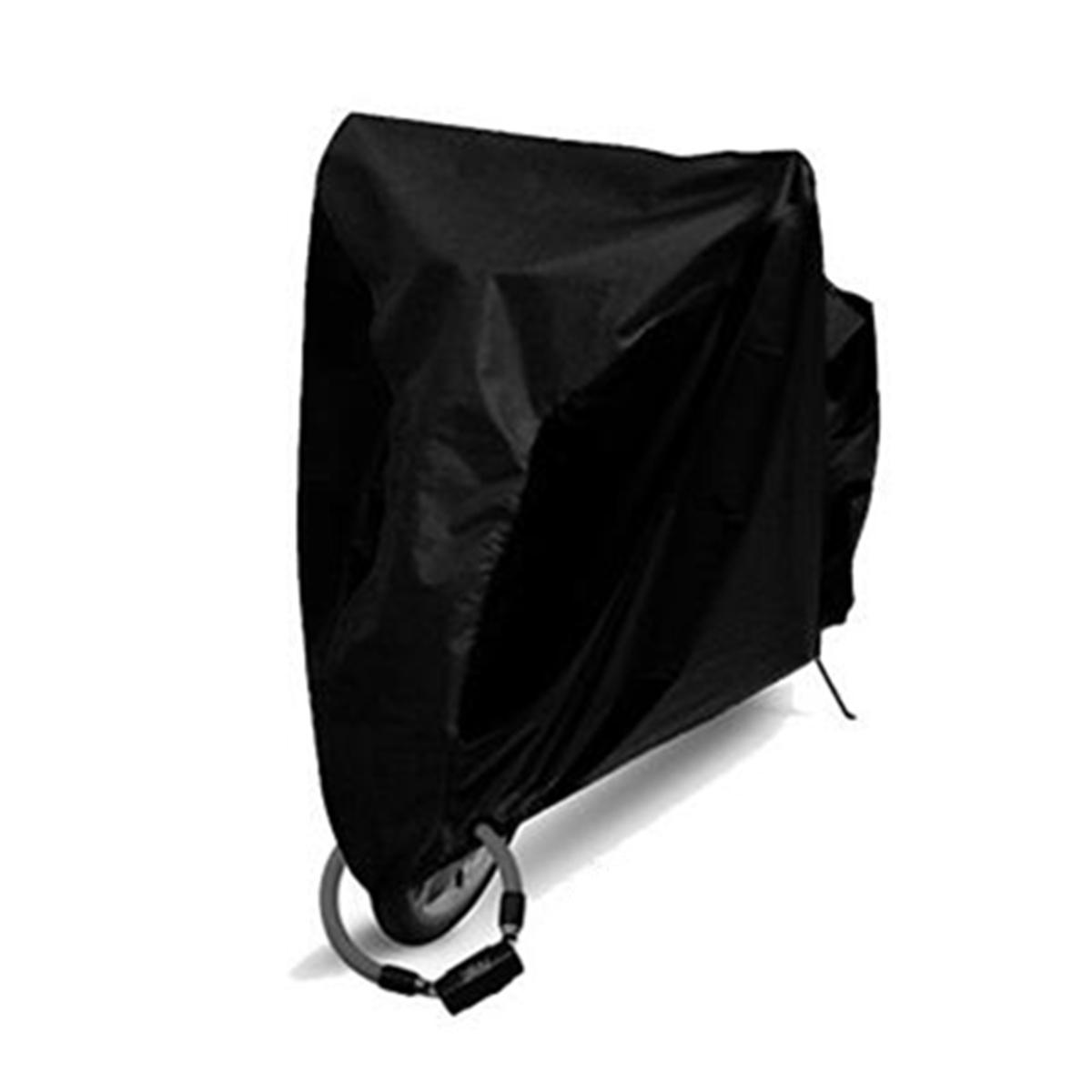 190T мотоцикл Водонепроницаемы Покрытая полиэфирная ткань Велосипедная крышка велосипеда UV Защита