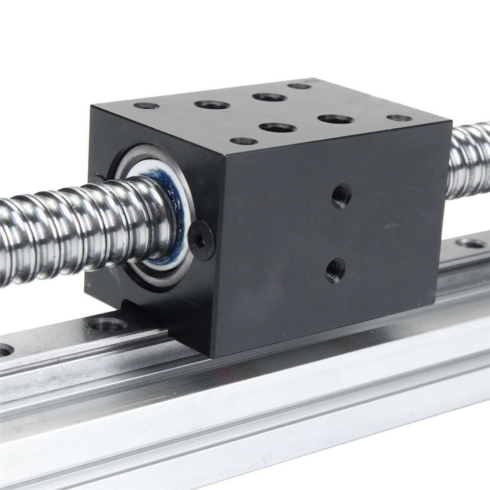 400mm Linear Actuator 1605 Ball Screw Motion Guide Rail with 57 Motor for CNC Router