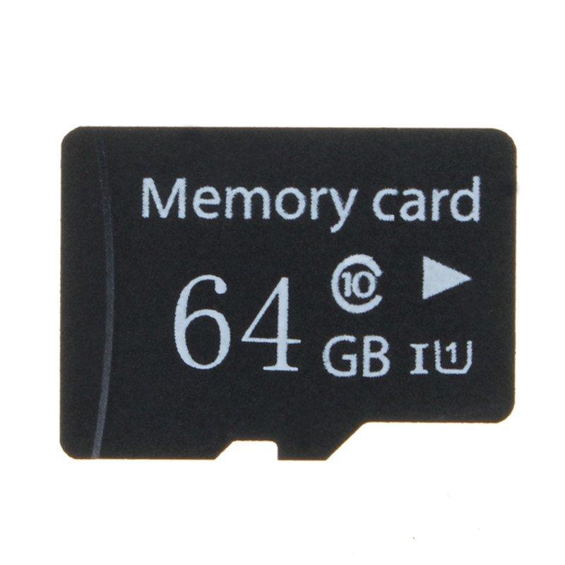 Bakeey 64GB Класс 10 Высокоскоростное хранилище данных Карта флэш-памяти TF-карта для Samsung Xiaomi