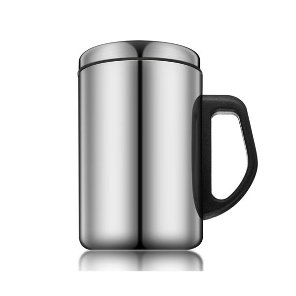 350ml Нержавеющая сталь с изоляцией Чай Кубок Термальный кофе Молоко Вода Термос Кружка