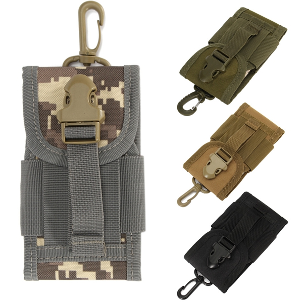 Outdoor Sports Multifunction Tactical Bag Pouch Pocket Hiking Travel