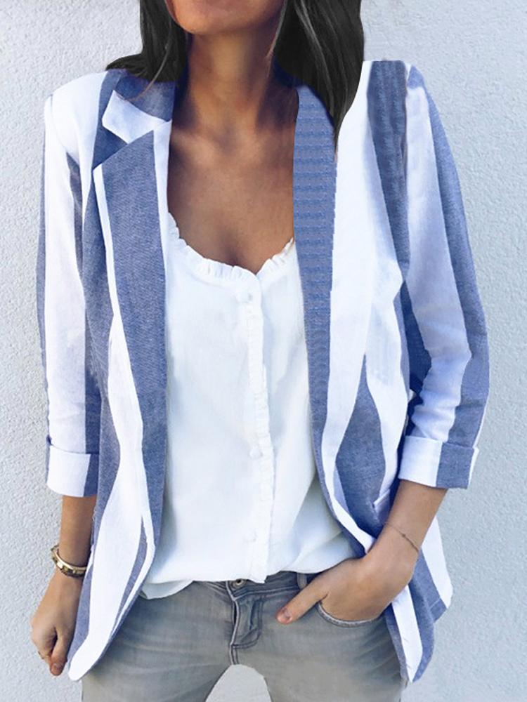 Женское Рубашки с длинным рукавом