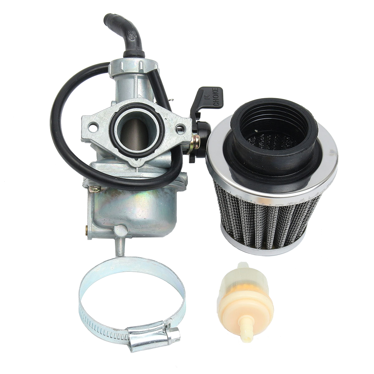Carburetor Carb with Air Filter For Honda CRF70F XR70R