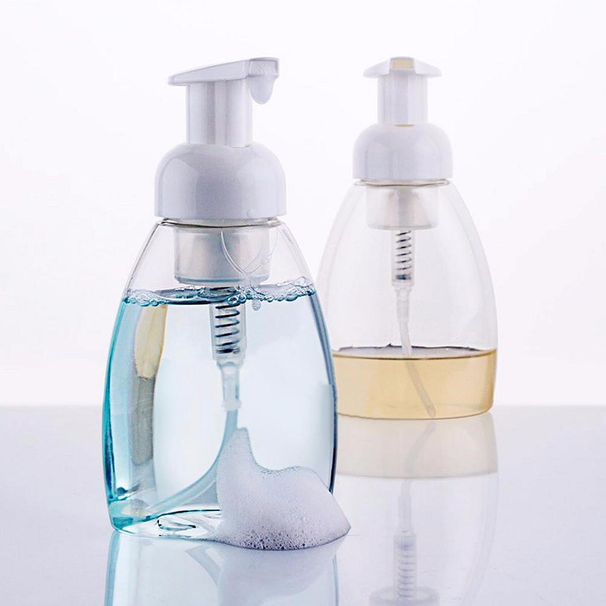 300 мл пены бутылки шампунь лосьон многоразового использования бутылки
