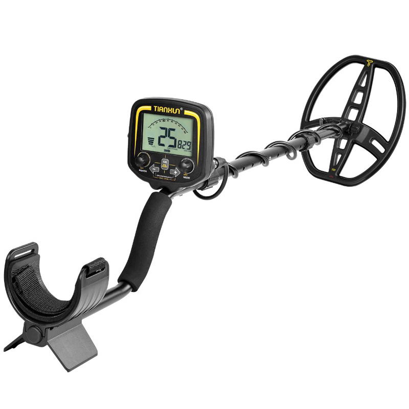 TX-850 Professional Metal Detector Gold Digger Finder Treasure Hunter Detecting Equipment Underground Depth 2.5m